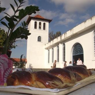 Pastoral do Dízimo da Comunidade Nossa Senhora da Paz promove café da manhã para os dizimistas.