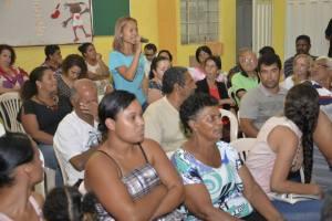 Estudante de Pedagogia, Fernanda Pereira destaca a falta de vagas na cidade