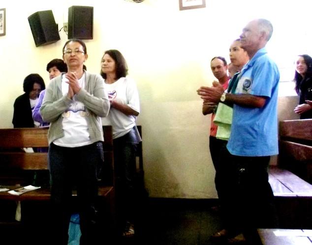 30ª Festa de Nossa Senhora da Penha. Batismo
