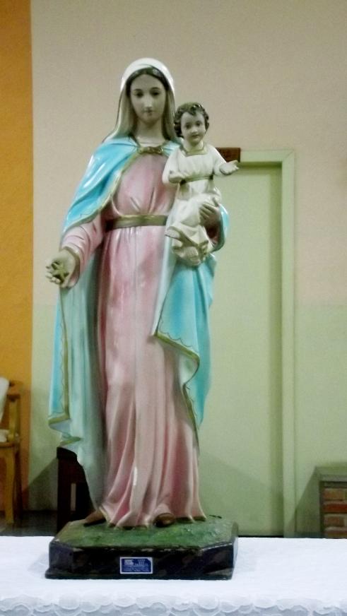 Nossa Senhora da Guia, estende agora sua mão!