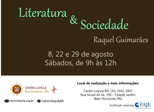 Literatura e sociedade - facebook