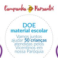 0 Doação de Material Escolar-01