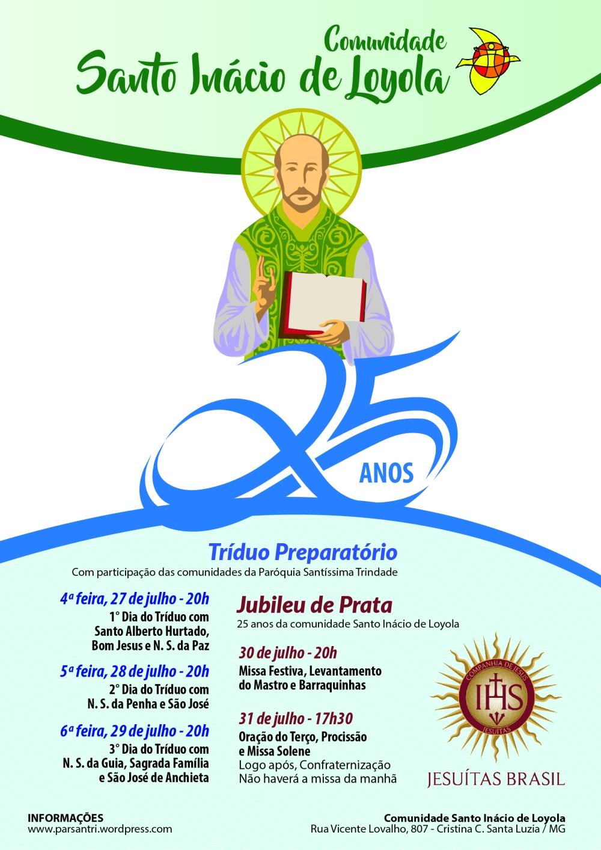 Cartaz da Festa de Santo Inácio03-01