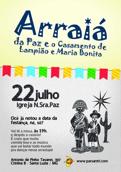 Cartaz - Arraial da Paz-01