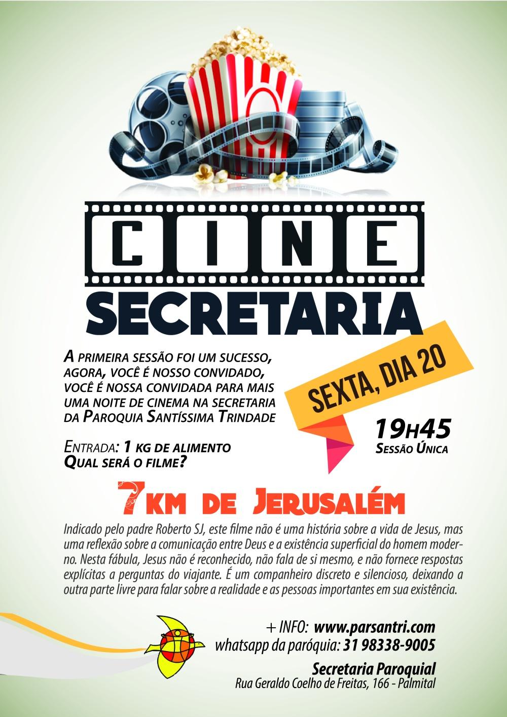 CineSecretaria _ Filme 7Km Jerusalém-01