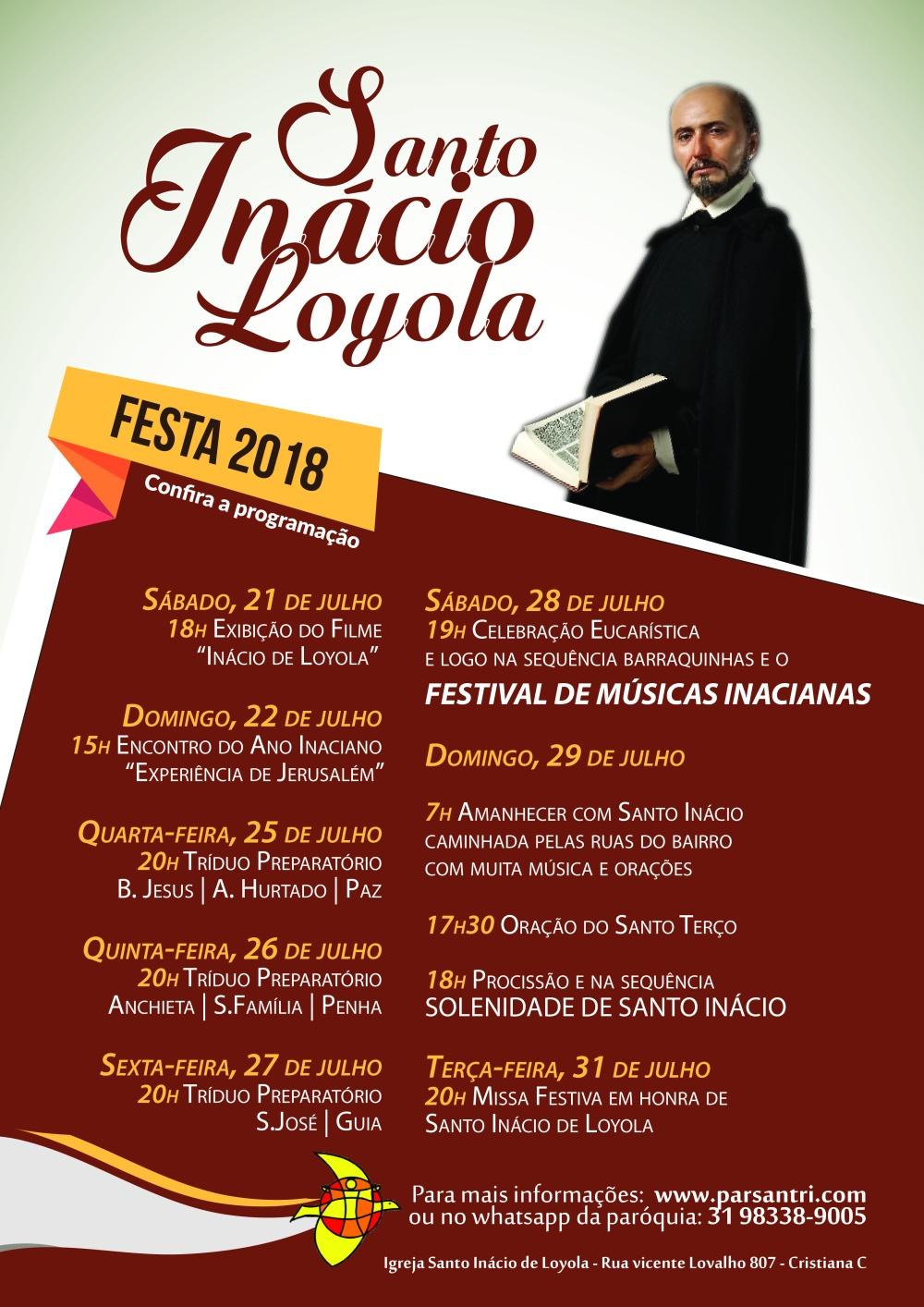 Festa de Santo Inácio 2018-01