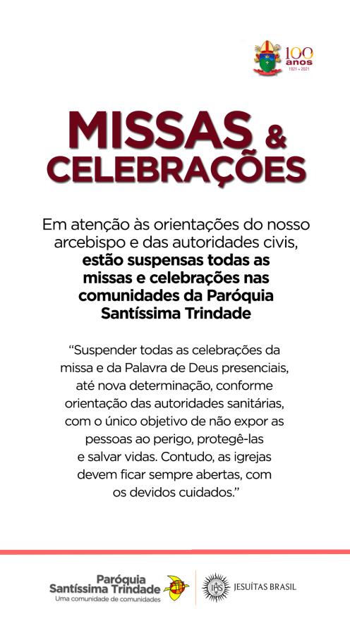 Paróquia_Stories_Base_Cancelamento-Missas